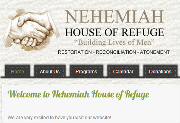 Nehemiah House of Refuge